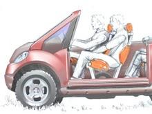 В 2008 году в продажу поступит машина на воздухе