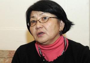 Роза Отунбаева не исключает возможности новых беспорядков в Кыргызстане