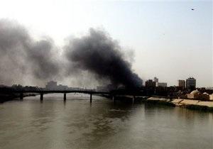 При нападении на Центробанк Ирака погибли 12 человек