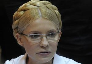 В суде по делу Тимошенко объявлен перерыв