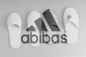 Харьковские таможенники задержали 2000 пар тапочек Abibas