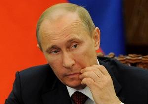 Путин признал, что утвердил план действий в Южной Осетии задолго до войны с Грузией