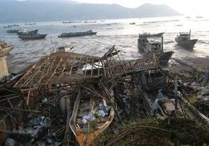 У берегов Китая затонула рыболовецкая шхуна, судьба 16-ти пассажиров неизвестна