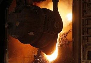 Убытки украинских металлургов выросли в 11 раз