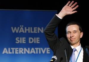 Новости Германии - Экономический кризис - В Германии создана партия, выступающая за отказ от евро