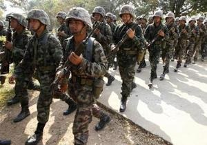 Таиланд и Камбоджа возобновили перестрелки на границе