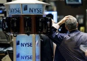 Мировые фондовые рынки закрылись снижением, евро дешевеет