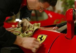 25-летнее Ferrari установило новый рекорд скорости