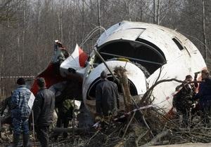 В момент крушения Ту-154 под Смоленском на борту работали 19 мобильных телефонов