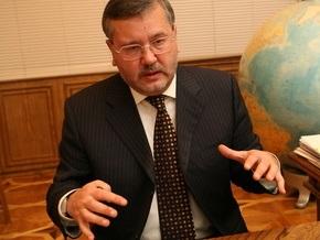 Гриценко просит граждан помочь в сборе средств для участия в выборах