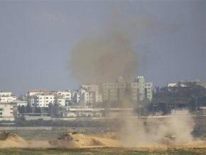 Израильские самолеты нанесли удар по Сектору Газа