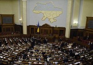 ВР рассмотрит расширение полномочий МВД на предмет запрета въезда иностранцев в Украину
