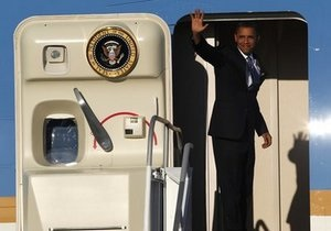 Обама проведет отпуск на острове