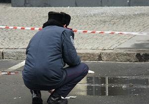 СБУ просит граждан обращаться с информацией о взрыве в центре Днепропетровска