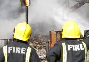 На окраине Лондона сгорели мечеть и исламский культурный центр