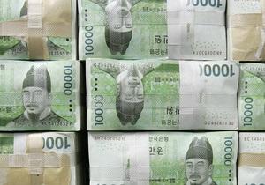 Курс иены упал благодаря валютным интервенциям