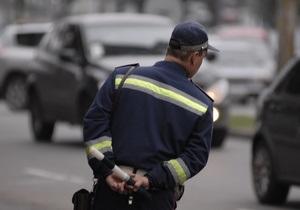 ГАИ разыскивает свидетелей ДТП в Киеве, виновники которых скрылись