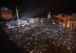 Выборы президента: Турчинов не исключил, что украинцы выйдут на  настоящий Майдан