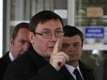 Луценко рассказал о расследовании резонансных ДТП в Одессе и Симферополе