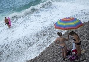 Новости Украины - погода в Украине:  В Украине устанавливается жаркая и сухая погода
