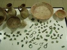 Турок пытался вывезти из Крыма коллекцию скифских раритетов