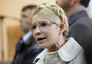 The Independent: Гнев по поводу семилетнего приговора экс-премьеру Украины
