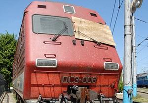 Сотни железнодорожников пришли под Кабмин требовать повышения зарплат и сохранения рабочих мест