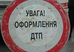 В сети появилась информация о том, что служебное авто губернатора скрылось с места ДТП в Хмельницкой области
