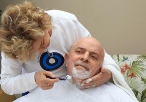 Экс-президент Бразилии сбрил свою знаменитую бороду
