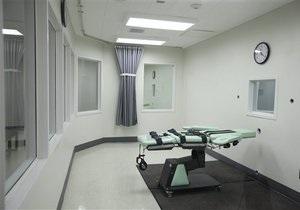 В США впервые казнили преступника с помощью препарата для усыпления животных