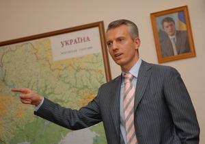 Хорошковский надеется, что СБУ подключится к борьбе с пиратами после инаугурации Януковича