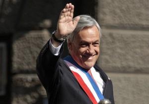 Президент Чили заявил о правах его страны на часть Антарктиды