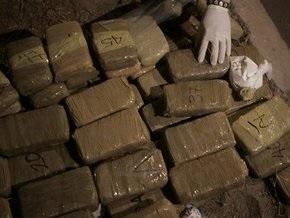 Португальская полиция изъяла более семи тонн гашиша
