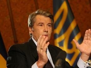 Ющенко заявил о насилии над банковской системой