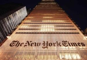 Глава New York Times Company покидает компанию