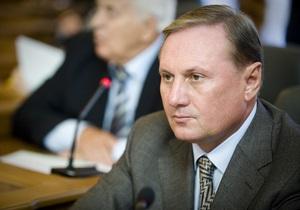Ефремов не называет имена возможных кандидатов на пост спикера нового созыва Рады