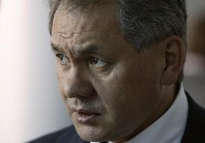Шойгу: Российские войска готовы к отражению воздушно-космического нападения