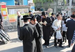 В Умань на празднование Рош-а-Шана приехали уже более 19 тысяч хасидов
