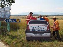 В Румынии вырезают полицейских