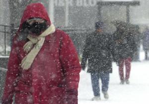 Гидрометцентр предупреждает: Завтра в Украине ожидаются сильные снегопады