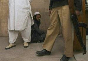 Полиция Пакистана арестовала одного из десяти самых разыскиваемых талибов