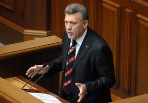 Кивалов: Мы будем ставить вопрос, чтобы вторым государственным языком был русский