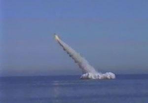 Главком ВМФ РФ назвал дату нового пуска Булавы