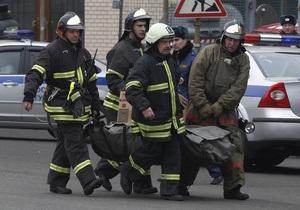 Фотогалерея: Черный понедельник. Взрывы в московском метро