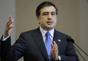 Саакашвили: Россией безжалостно управляет Путин