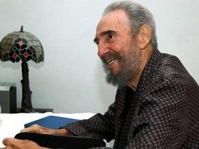 Фидель Кастро раскритиковал  американский милитаризм