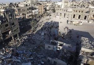 Палестина возобновила обстрел израильских территорий. Одна из ракет попала в жилой дом