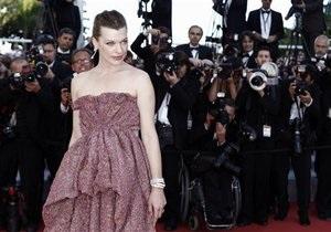 Милла Йовович прилетела в Москву на съемки нового фильма Бекмамбетова