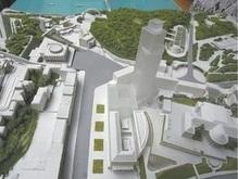 На Крещатике построят 160-метровый небоскреб