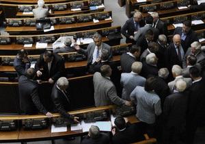 Депутат полагает, что закон о референдуме запустил механизм государственного переворота